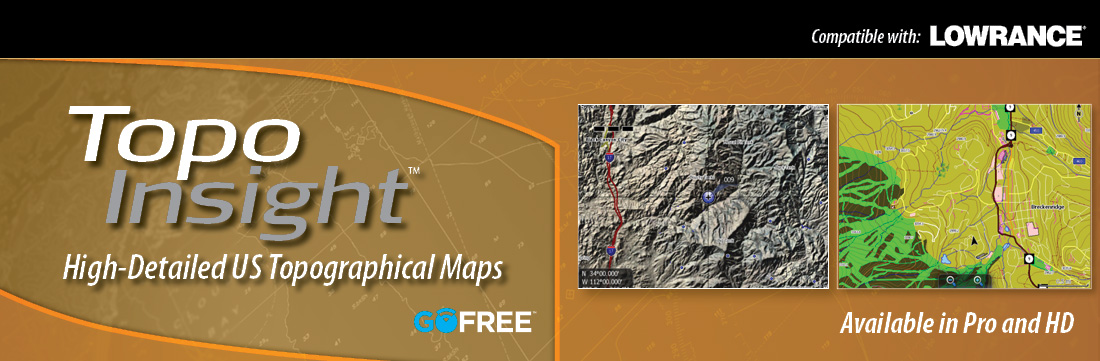 High-Detailed US Topographical Maps