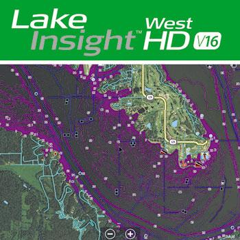 Lake Insigt Pro v16 lake map chip