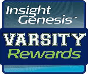 Insight Genesis Varsity Rewards