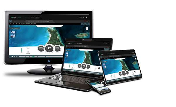 GoFree Vessel on desktop, laptop and mobile devices