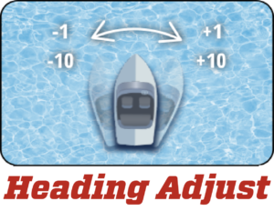 Heading Adjust Icon
