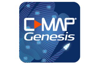 How to download and load your custom C-MAP Genesis map(s) into your