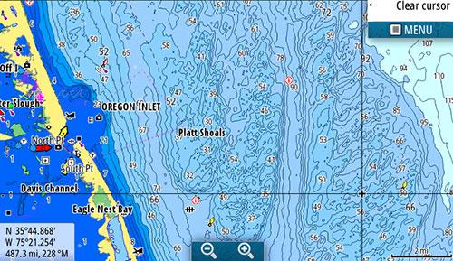 Tracker Free CMAP HD Map Card GoFree - Us map hd