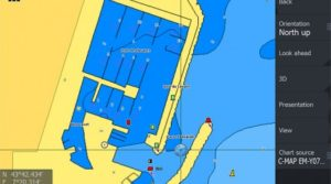 Detailed Marina Port Plans