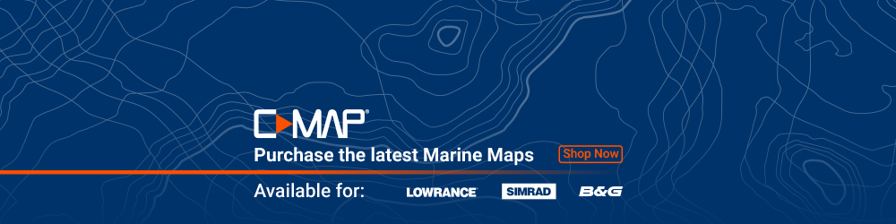 Simrad Charts and Maps